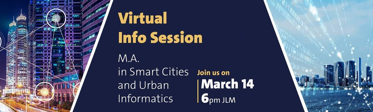 Virtual Info Session 14.3.21